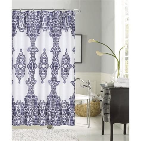 Happy Summer Shower Curtain