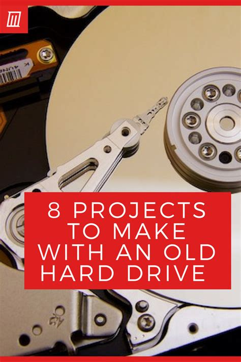 Hard Drive DIY Projects
