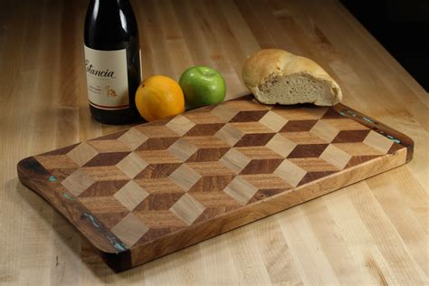 Hardwood Cutting Board Plans