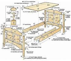 Best Hardwood bed woodworking plans.aspx