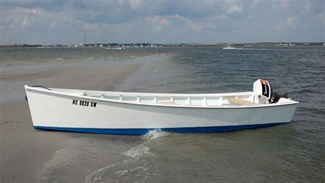 Harkers Island Boat Plans List