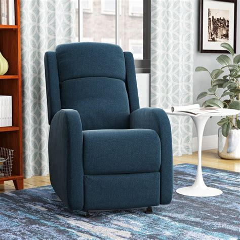 Harrel Manual Rocker Recliner