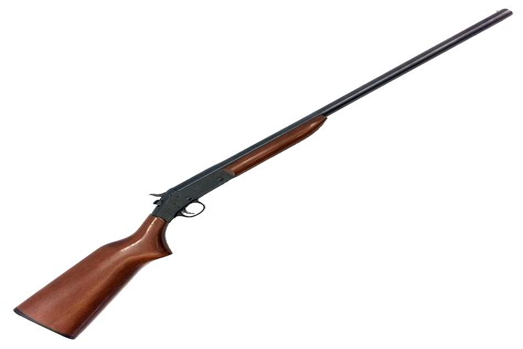 Harrington Richardson 12 Gauge Single Shot Shotgun And Hatfield 12 Gauge Single Shot Shotgun