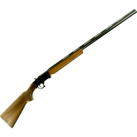 Hatfield 12 Gauge Single Shot Shotgun And Ithaca 10 Gauge Magnum Shotgun