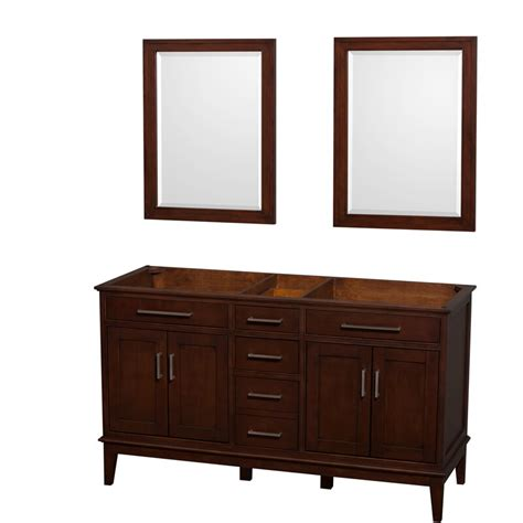 Hatton 59 Double Bathroom Vanity Base Only
