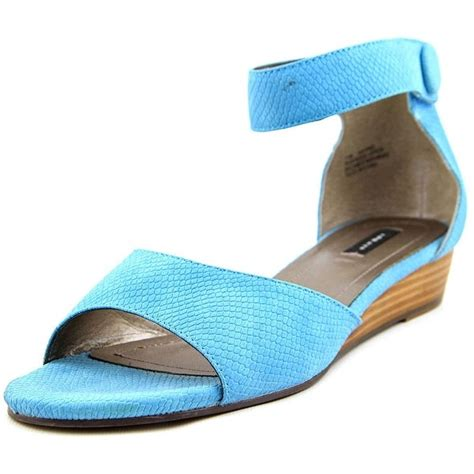 Havana Women Open Toe Synthetic Wedge Sandal