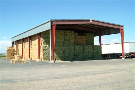 Hay Storage Barn Plans