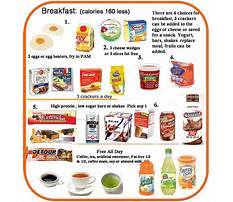 Best Hcg diet what to eat for breakfast