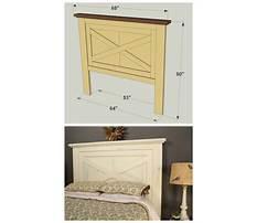 Best Headboard plans for queen beds