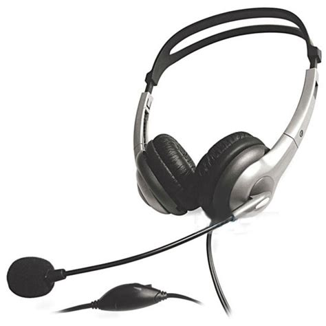 Hearing Aid Compatible Headset (GM-CLA3) -