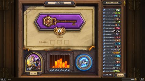 Hearthstone Arena Deck Build Synergy Bot