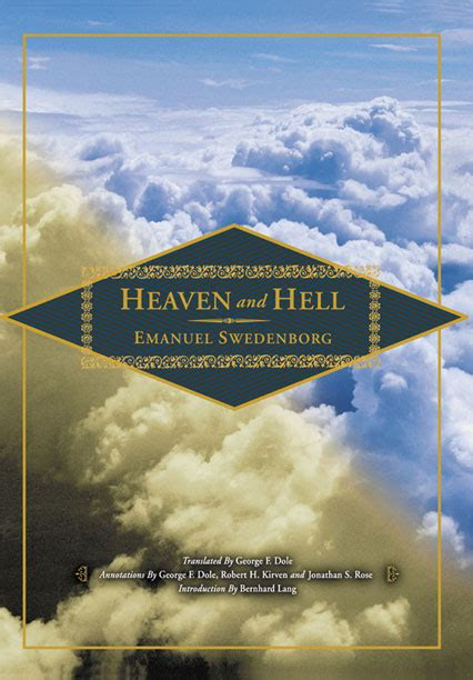 [pdf] Heaven And Hell - Swedenborg Foundation   An Online .