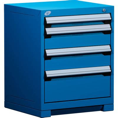 Heavy Duty Bench Height Drawer Cabinets