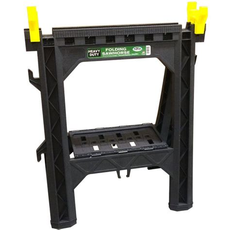 Heavy Duty Sawhorse Plans Folding Chin