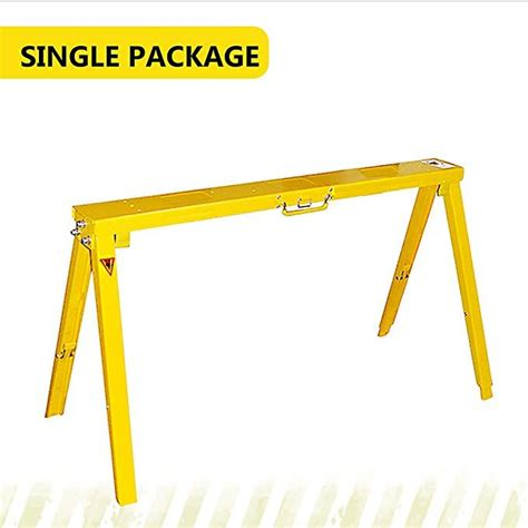 Heavy Duty Sawhorse Plans Schwarzbier
