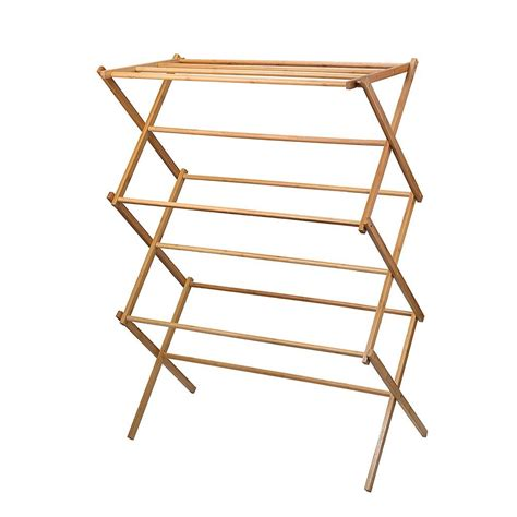 Heavy Duty Wood Clothes Dryer