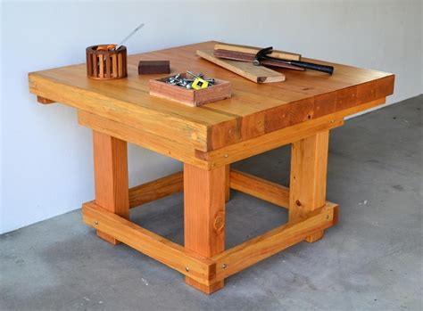 Heavy-Wood-Table-Plans