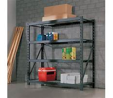 Best Heavy duty garage shelving costco