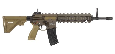 Heckler  Koch  Product Overview  Hk416 A5 - 14 5 .