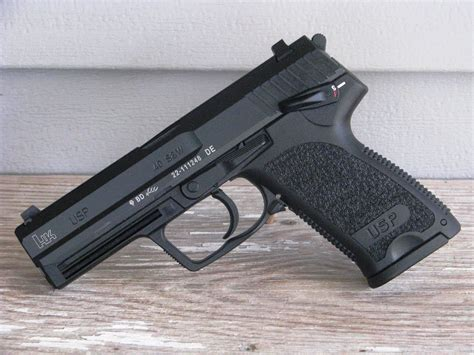 Heckler And Koch Hk Usa - Usp Series - Usp40 V1 - 40 S .