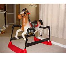 Best Hedstrom spring rocking horse parts