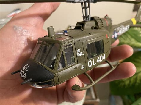 Helicopters Plastic Models