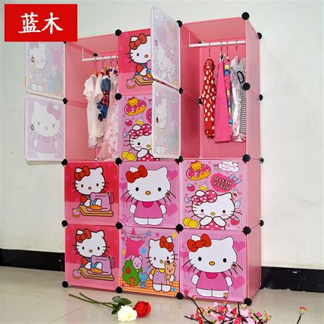 Hello Kitty Diy Wardrobe Cabinet