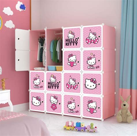 Hello-Kitty-Diy-Cabinet