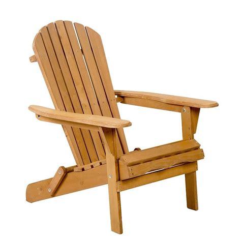 Hemlock-Adirondack-Chair
