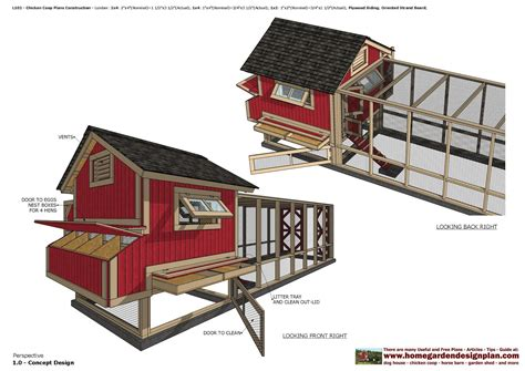 Hen House Plans Download