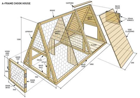 Hen House Plans Nz