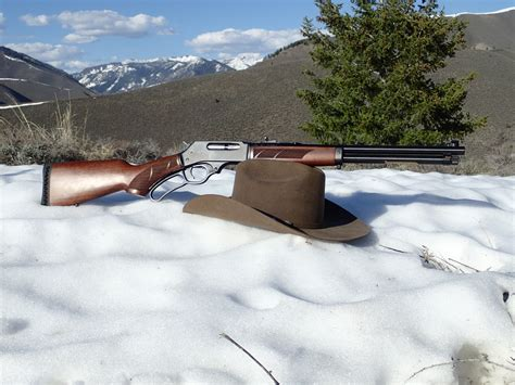 Henry 4570 Rifle Review And Kronus Rifle Scope Reviews