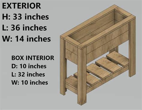 Herb-Garden-Planter-Box-Plans