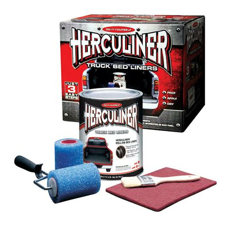 Herculiner Diy Bed Liner Kit
