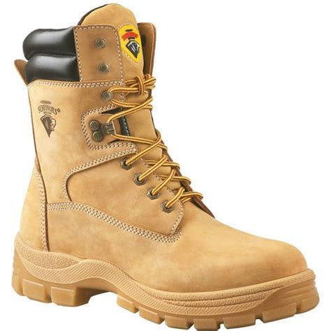 Herman Survivor Montreal Men's Steel Toe Work Boots