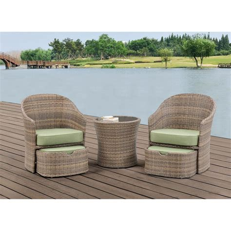 Herring 5 Piece Conversation Set With Cushions