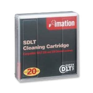 Hewlett Packard SDLT Cleaning Cartridge Tape for SDLT-1 & DLT-S4 Drives