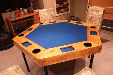 Hexagon Poker Table Images