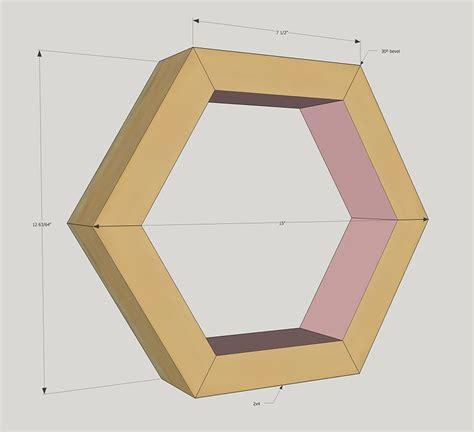 Hexagon-Box-Plans