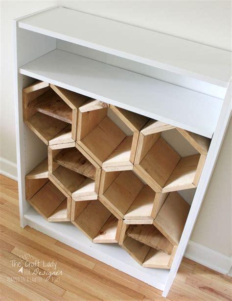 Hexagon-Diy-Shoe-Rack