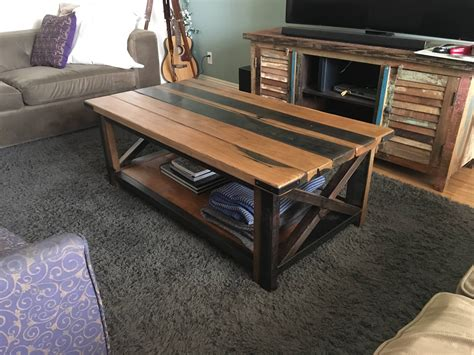 Hgtv Diy Projects Building A Coffee Table