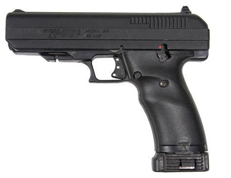 Hi Point 45 Caliber Handgun And List Of All Caliber Handguns