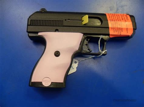 Hi Point 9mm Pink Grips And Kahr 9mm Holster