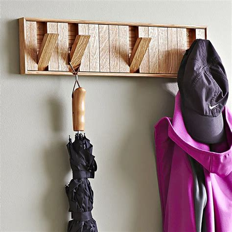 Hidden Coat Rack Plans
