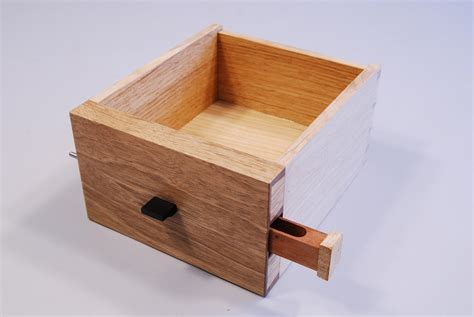 Hidden Compartment Drawer