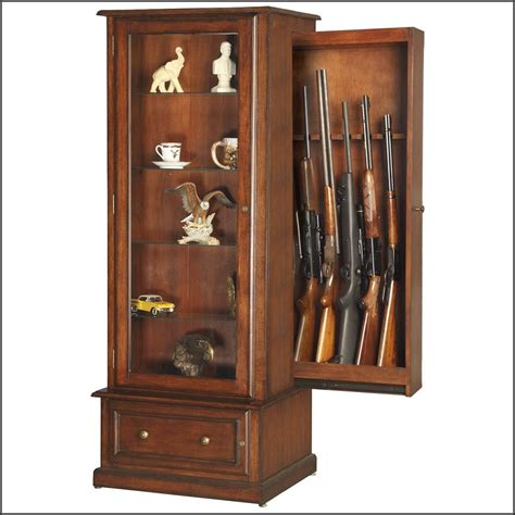 Hidden Gun Storage Furniture Plans