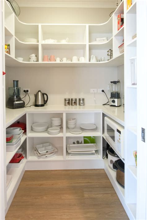 Hidden Kitchen Pantry Diy Design