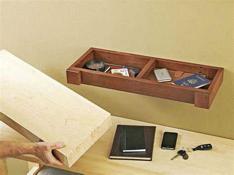 Hidden-Drawer-Shelf-Plans