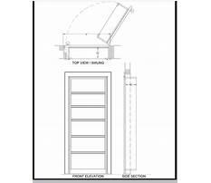 Best Hidden door bookshelf plans free