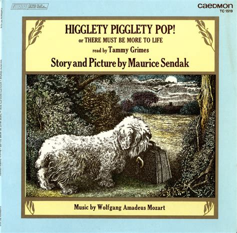 [pdf] Higglety Pigglety Pop Or There Must Be More To Life By .